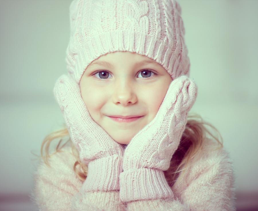 Jak zadbać o skórę dziecka zimą?