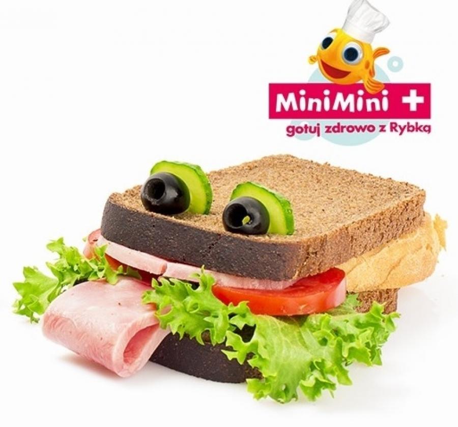 """""""Owocowo-warzywny podwodny świat rybki MiniMini"""""""