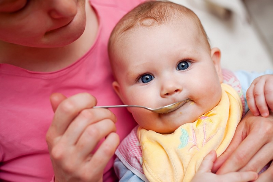 Orzeszki ziemne w diecie niemowląt?! - Najnowsze doniesienia!