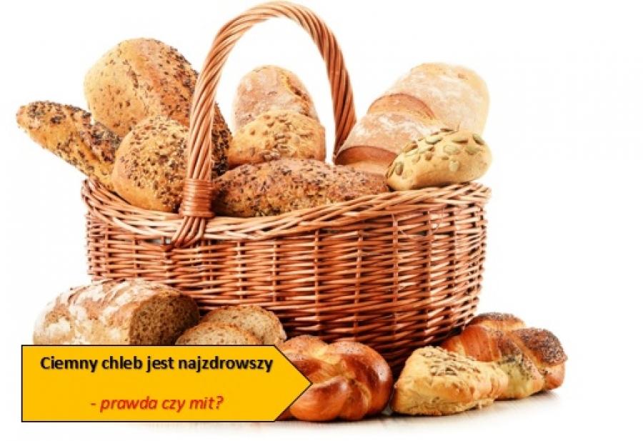 Ciemny chleb jest najzdrowszy - prawda czy fałsz?