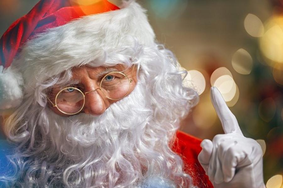 Czy Święty Mikołaj istnieje? – pytania kłopotliwe dla rodziców