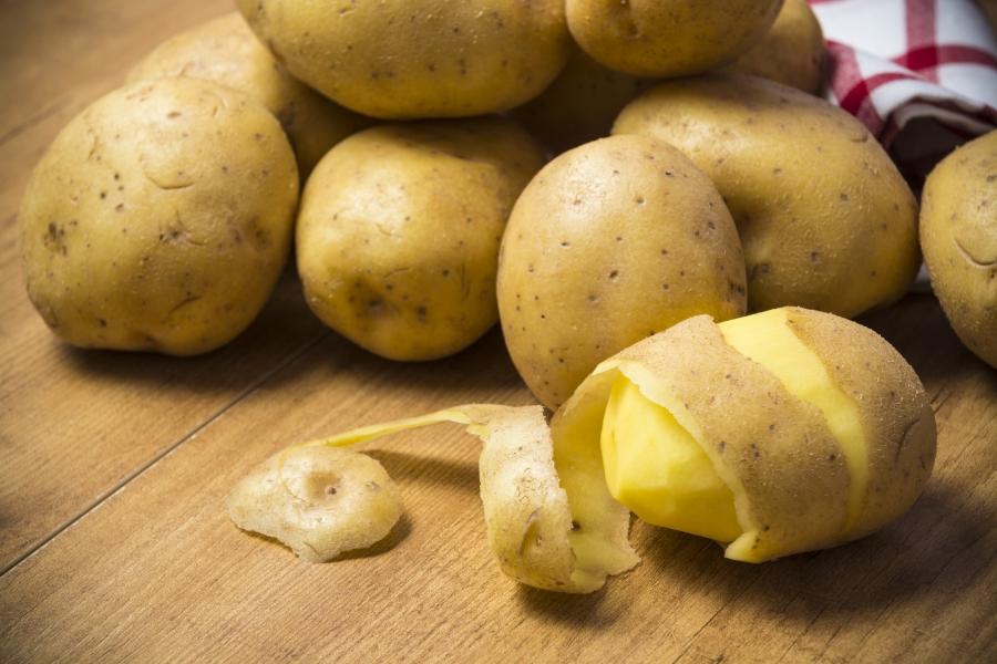 Uważajcie, ziemniaki mogą być trujące!