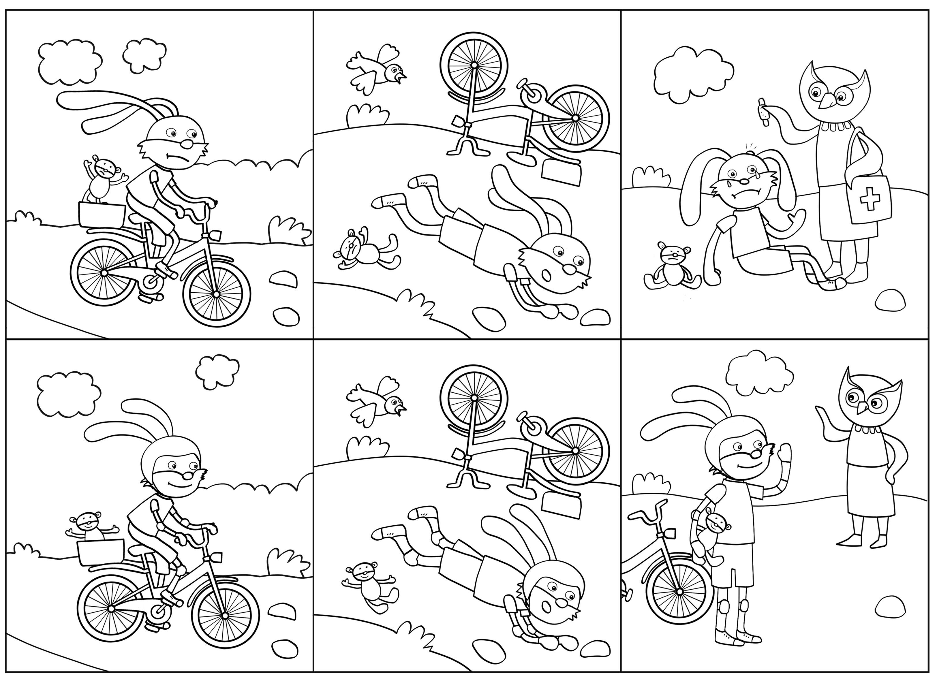 Kolorowanki Komiksy Do Druku Za Darmo Dla Dzieci I: Kolorowanki Na Dzień Dziecka