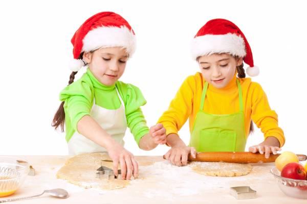 Gotuj z dziećmi na święta!